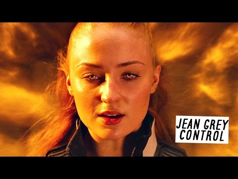 Control   Jean Grey