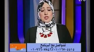 برنامج حديث الشارع | مع سميحه صلاح حول حاله انسانيه مؤثره لسيده فقدت ابنها 21-9-2017