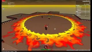 superfirefox's ROBLOX video