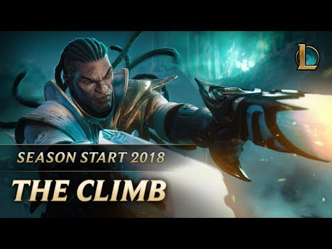 The Climb | League of Legends - YouTube