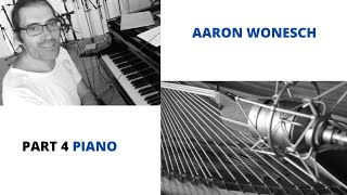 THE MAKING OF THE NEW JAZZ ALBUM - PART 4 - PIANO