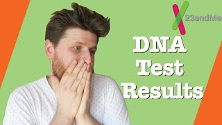 White Guy's DNA Test Results | 23andMe