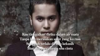 [Lirik Video] Hafiz Suip - Hanya Ingin Kau Cinta