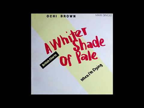 Ochi Brown - A Whiter Shade Of Pale (Maxi Single)
