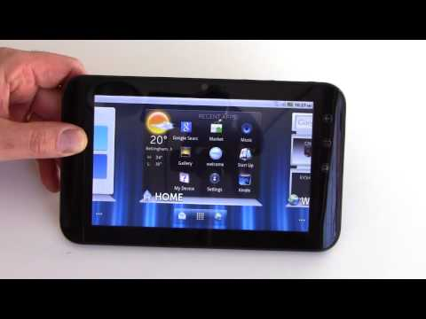 Dell Streak 7 Android Tablet Preview - HotHardware.com