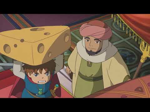 Ni No Kuni: Wrath of the White Witch - Video