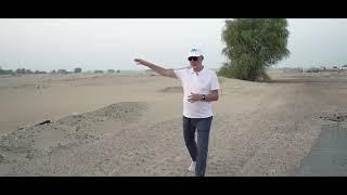 SkyWay в ОАЭ!!!Первое видео со стройки.Канал Галины Бубенчиковой