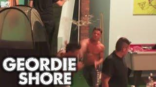 Geordie Shore Season 2 | Massive Fight In the Kitchen | MTV