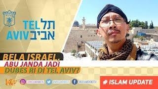BELA ISRAEL, ABU JANDA JADI DUBES RI DI TEL AVIV?