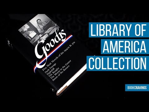 Library of America Collection | BookCravings