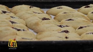 Cookies Are Centerpiece Of Jewish Celebration