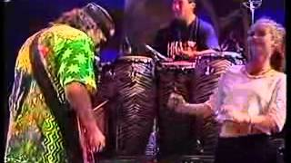 """Tony Lindsay Live with CARLOS SANTANA """"GUAJIRA"""""""