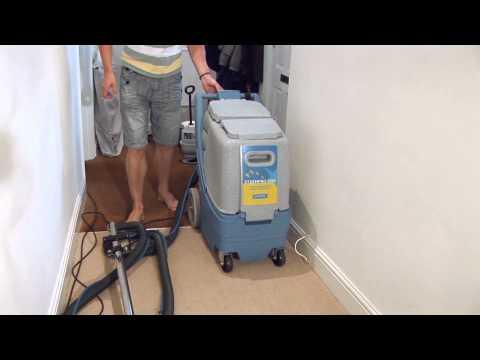 How To Steam Clean A Carpet