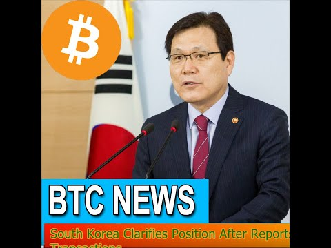 BTC News - South Korea Clarifies Position After Reports of Possible Ban on All Crypto