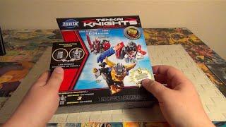 Рыцари Тенкай - Tenkai Knights конструктор игрушки