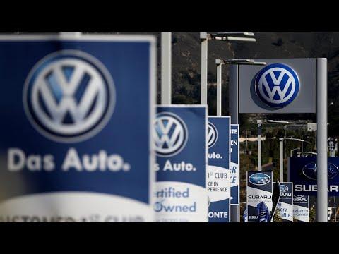Volkswagen to pay $1.2 billion fine in Germany