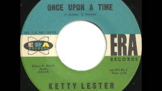 Ketty Lester - Once Upon A Time - Beautiful, Somber Early 60