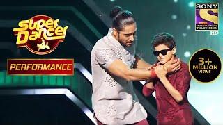 "Jay's Blind Act On ""Naina"" Makes Neha & Judges Emotional | Super Dancer Chapter 3"