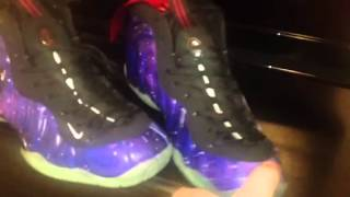 a78be9844b1 Galaxy foams replicas! S O to Chackett317 - YouTube