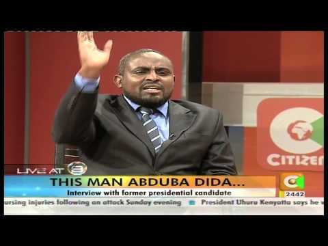Interview with Mohammed Abduba Dida
