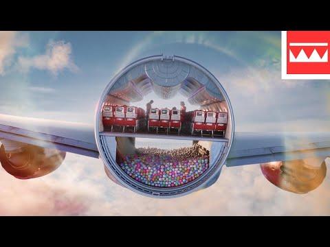 Diving Into Virgin Holidays & Atlantic's Dreamlike World | Anatomy Of An Ad
