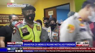 Ayah dan Ibu Pelaku Penyerangan Mabes Polri Datangi RS Kramat Jati