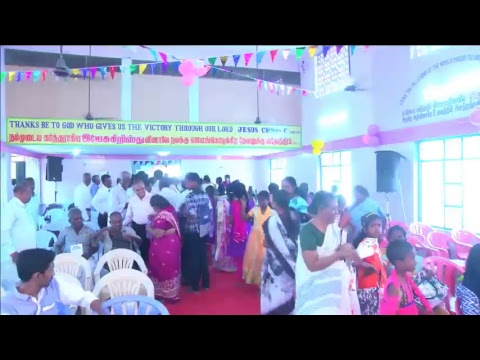 Madurai Bible College 1st Graduation Service, April 1, 2017