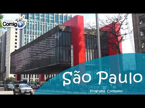 SÃO PAULO | PROGRAMA VIAJE COMIGO