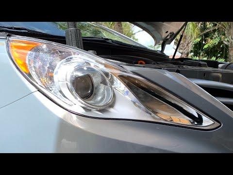 Hyundai Sonata Headlight Assembly Replacement DIY