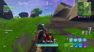 Fortnie live stream fast CONSOLE Builder/wanna play let me know