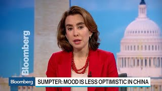 The Mood Is Less Optimistic in China Says Eurasia's Sumpter
