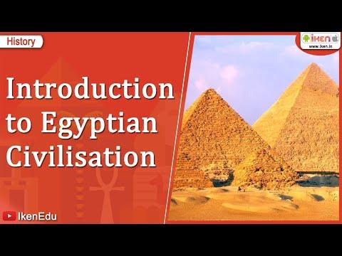 Introduction To Egyptian Civilisation