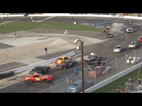 Langley Speedway - 10/30/10 - Day of Destruction - Enduro