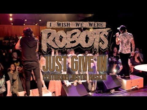 I Wish We Were Robots -