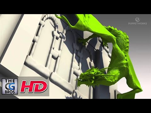 "CGI Animation Showreels HD: ""Dragon Wars: Fire and Fury"" by Puppetworks Studios"