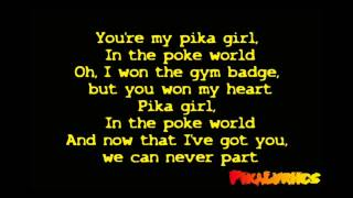 Nightcore - Pika Girl [Official Lyrics Video] [HD/HQ]
