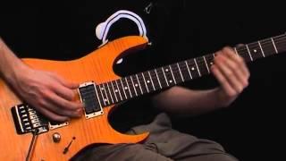 Killer Metal Guitar Riff in Drop C Tuning - Rhythm Guitar Lesson