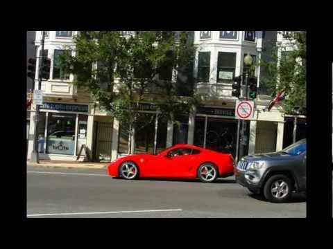 Exotic cars in Washington, DC(Tysons Corner, Virginia) Part 2