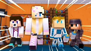 1 MAMA 3 DZIECI! | Minecraft: Who's your Daddy?