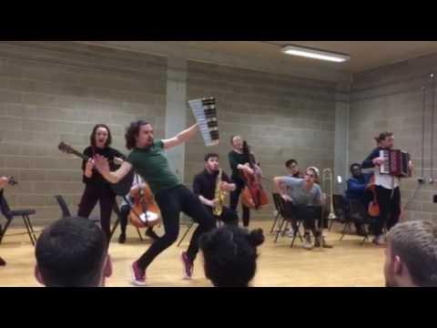 Actor Musician Magic, Rose Bruford College, May 2017