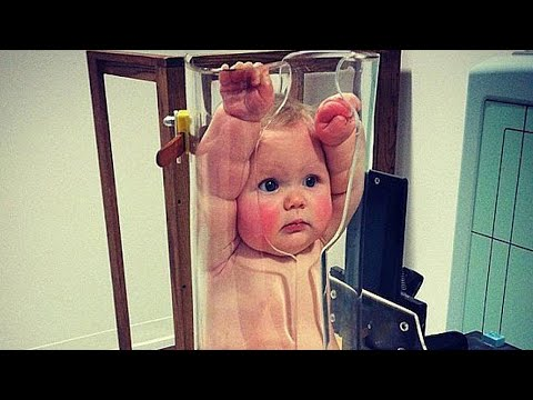 Smart Baby and Interesting Escape - Funny Baby Videos