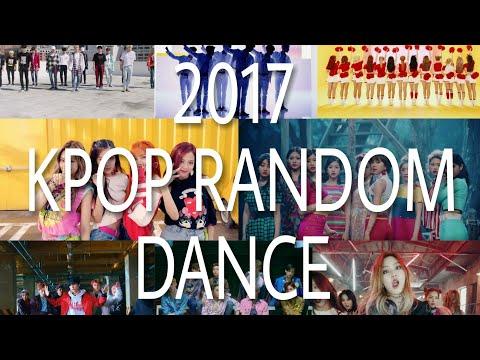 2017 KPOP RANDOM DANCE (with mirrored video)