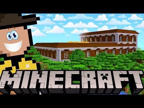 ENCONTREI a MANSÃO dos ZÉ FLECHINHAS aka PILLAGERS (Minecraft Zero Mortes • E43)