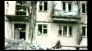 Чечня, Грозный. Смерть от рук снайпера.