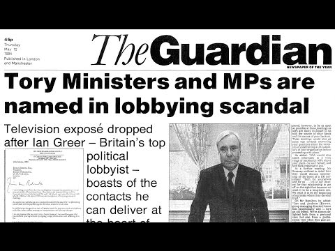 Cover-up at The Guardian 9: The Guardian's campaign to bring down Ian Greer