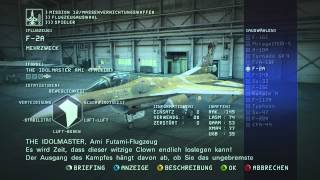 Ace Combat 6 All unlockable paintschemes+DLC planes