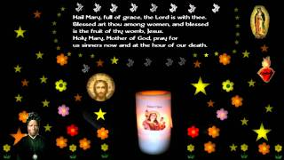 CANDLE NOVENA TO SAINT CLARE OF ASSISI