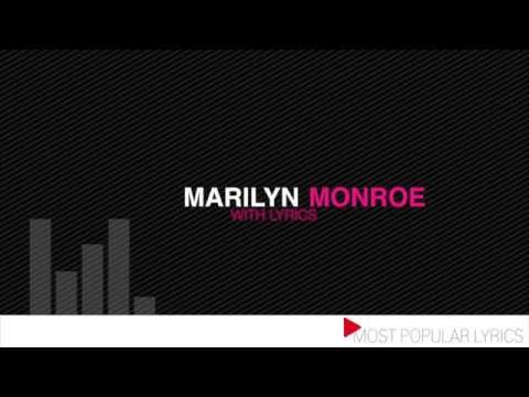 Pharrell Williams - Marilyn Monroe (with lyrics)