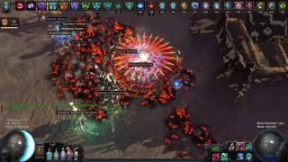 POE 2.4 LL Pathfinder Blade Vortex Guardian Chimera