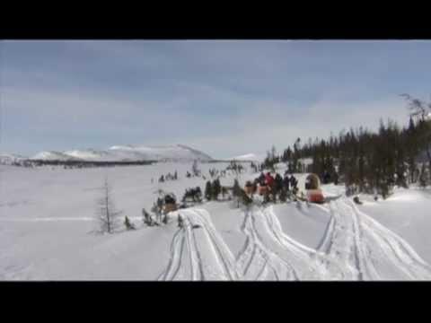 Kuururjuaq Park Nunavik Winter Adventure - Adventures North